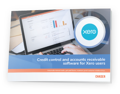 Chaser integrations-Xero-Chaser - Credit control and accounts receivable software